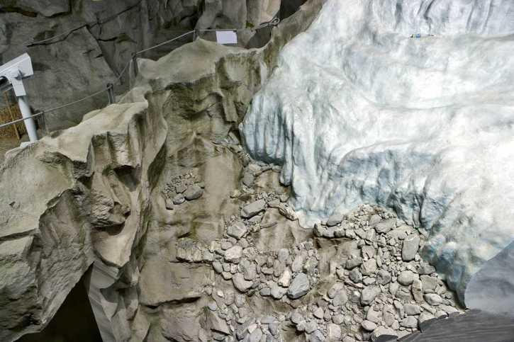Isenthal - Schweiz, Gletscher