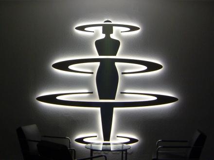 Foyer Art Department Studio Babelsberg