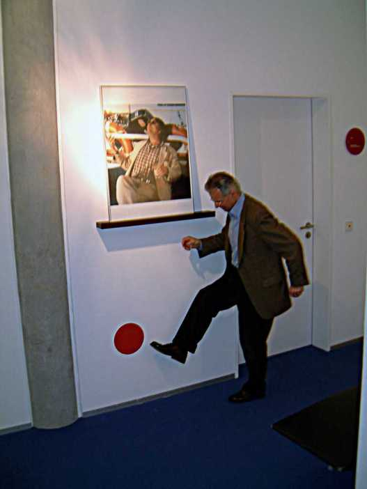 Anstoss durch Prof. Klaus Keil