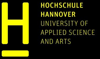 LOGO HS Hannover black